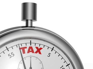 Filing due dates for the 2017 tax return